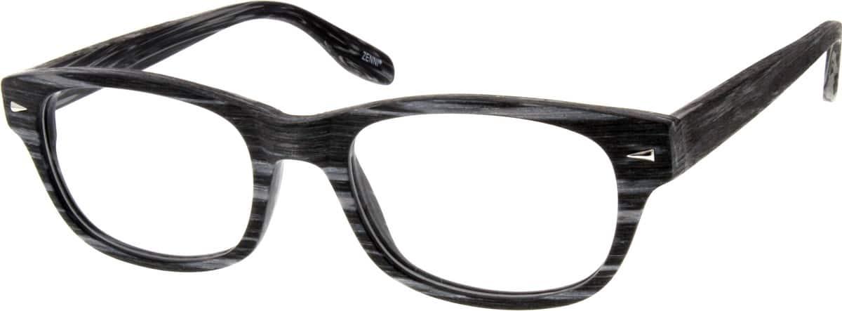 WomenFull RimAcetate/PlasticEyeglasses #661122