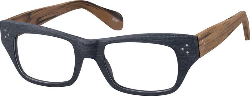 WomenFull RimAcetate/PlasticEyeglasses #661315