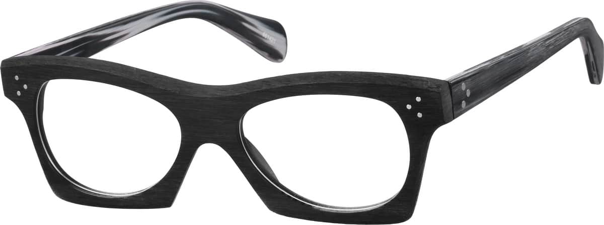 Women Full Rim Acetate/Plastic Eyeglasses #661421