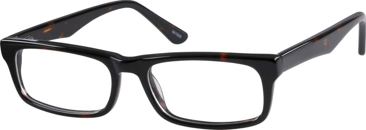 UnisexFull RimAcetate/PlasticEyeglasses #661925