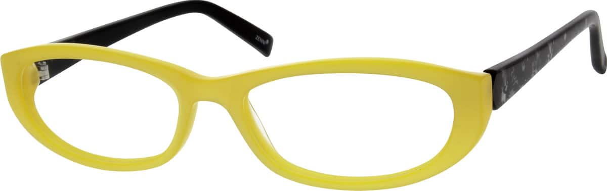 Women Full Rim Acetate/Plastic Eyeglasses #662518
