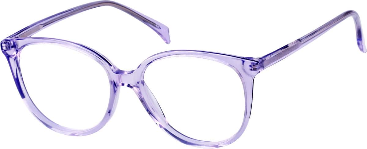 Women Full Rim Acetate/Plastic Eyeglasses #662819
