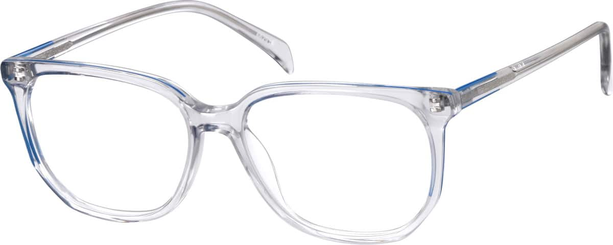 Women Full Rim Acetate/Plastic Eyeglasses #662916