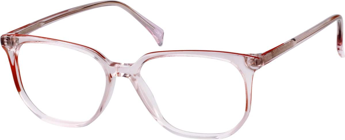 pink acetate frame 6629 zenni optical eyeglasses