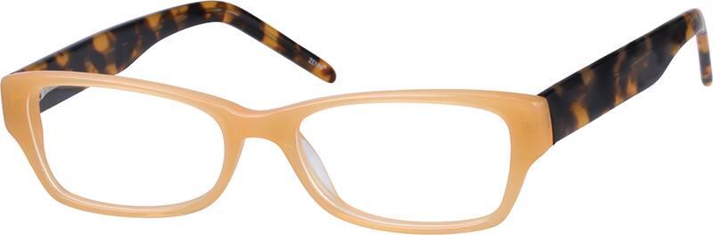 WomenFull RimAcetate/PlasticEyeglasses #663016