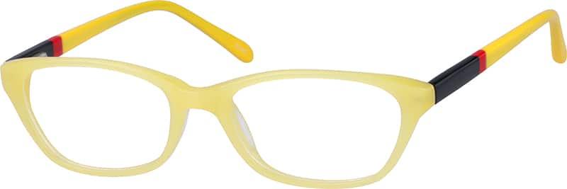 GirlFull RimAcetate/PlasticEyeglasses #663119