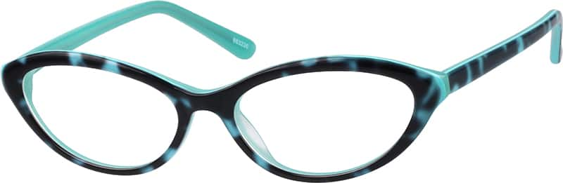 WomenFull RimAcetate/PlasticEyeglasses #663226