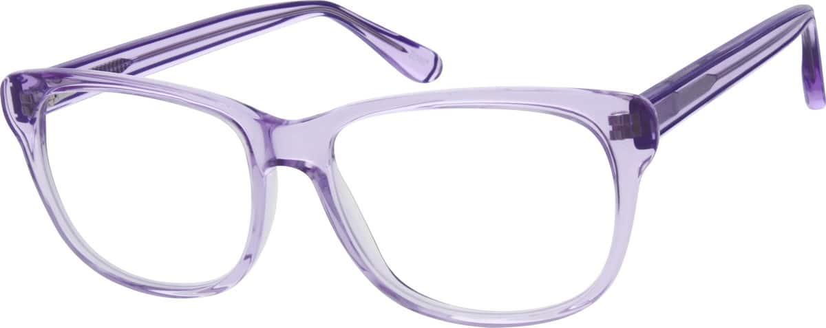 WomenFull RimAcetate/PlasticEyeglasses #663417