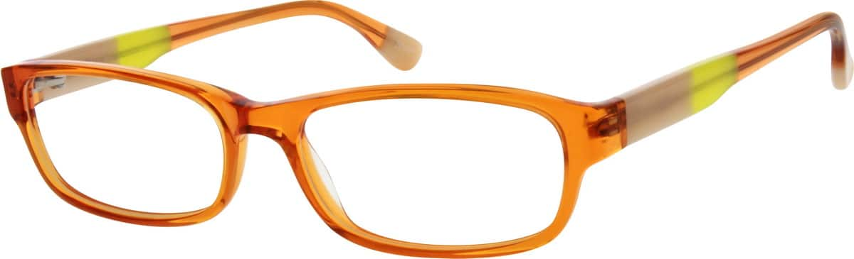 Women Full Rim Acetate/Plastic Eyeglasses #663522