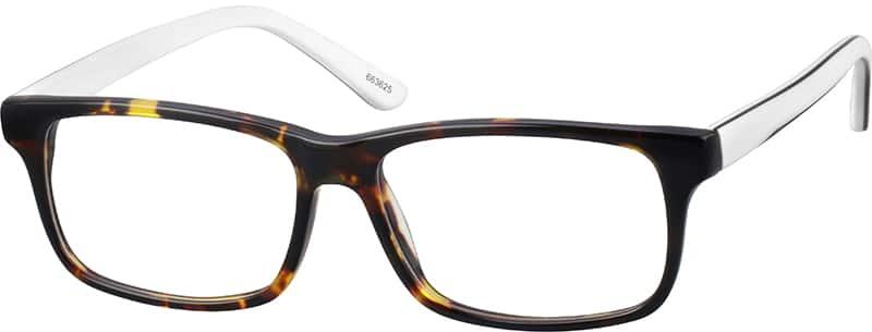 UnisexFull RimAcetate/PlasticEyeglasses #663621