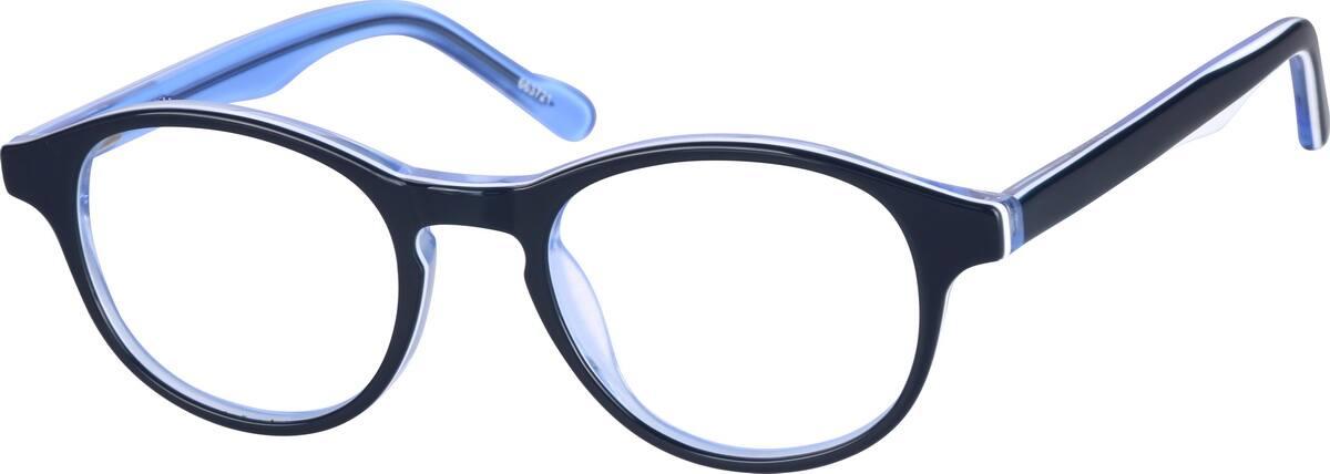 KidsFull RimAcetate/PlasticEyeglasses #663718