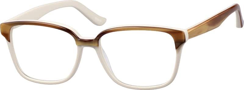 WomenFull RimAcetate/PlasticEyeglasses #664015