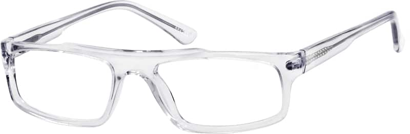 Men Full Rim Acetate/Plastic Eyeglasses #664223