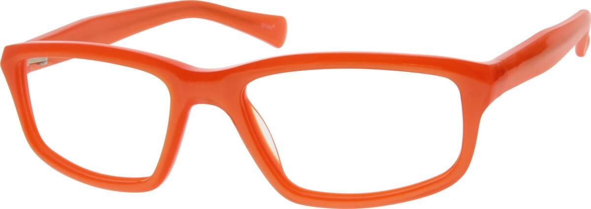 WomenFull RimAcetate/PlasticEyeglasses #664342