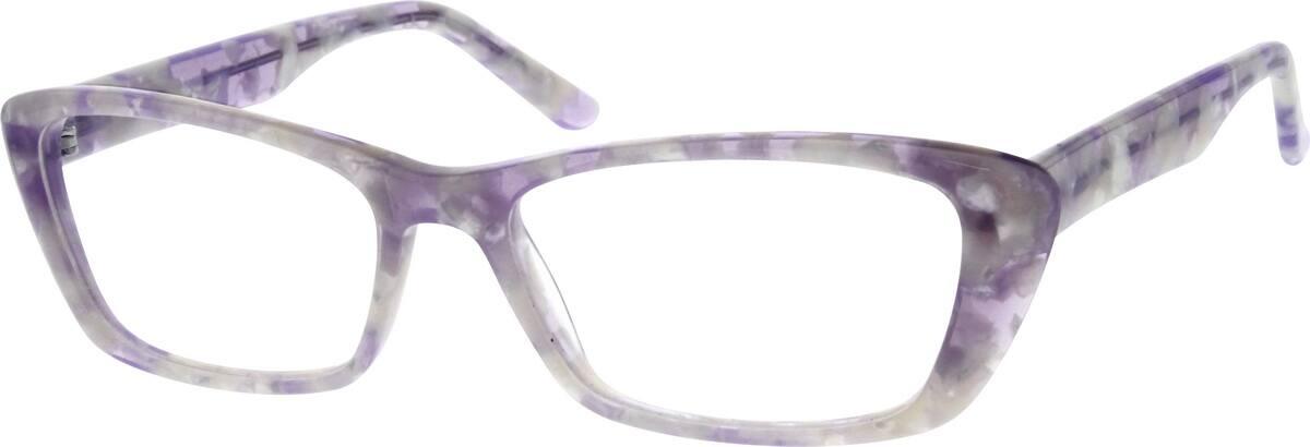WomenFull RimAcetate/PlasticEyeglasses #664527