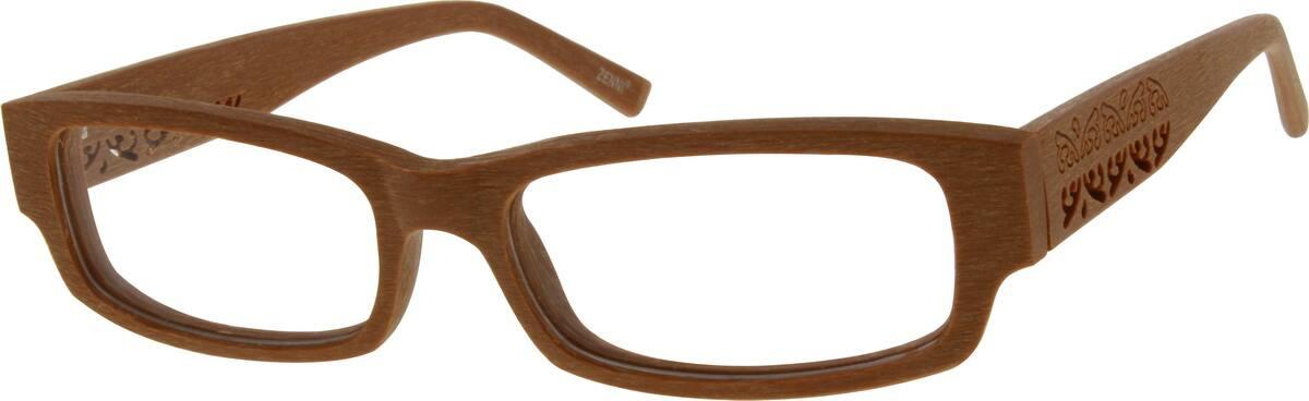UnisexFull RimAcetate/PlasticEyeglasses #664618