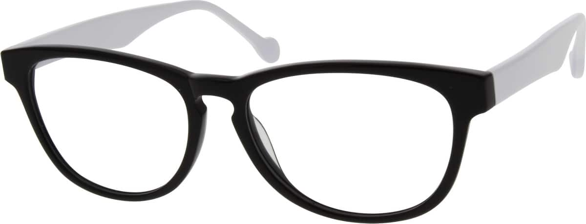 WomenFull RimAcetate/PlasticEyeglasses #665421
