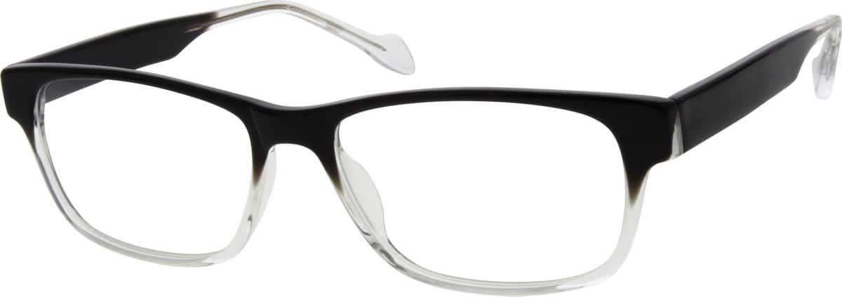 UnisexFull RimAcetate/PlasticEyeglasses #665615