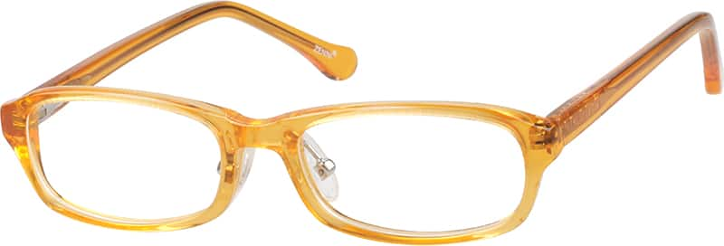 Kids Full Rim Acetate/Plastic Eyeglasses #666422