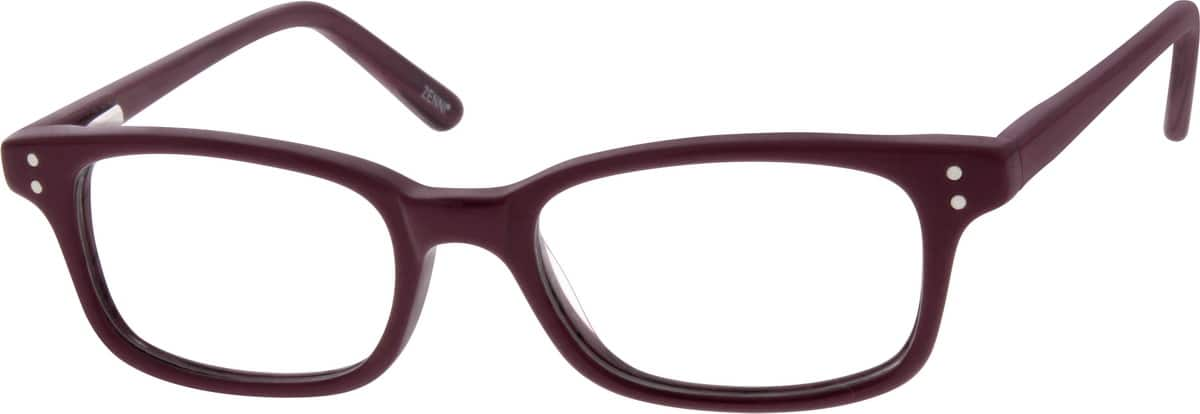 Boy Full Rim Acetate/Plastic Eyeglasses #668921