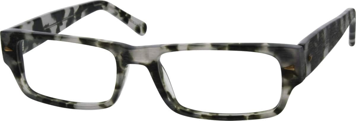 Men Full Rim Acetate/Plastic Eyeglasses #669731