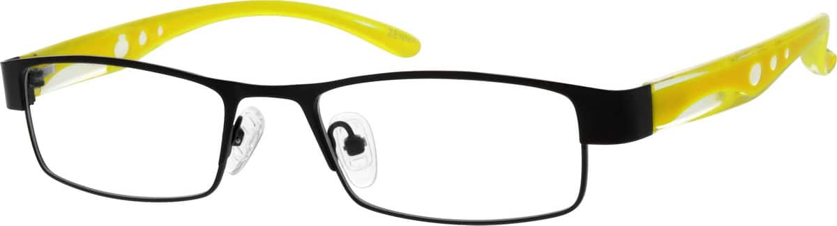 stainless-steel-full-rim-eyeglass-frames-with-plastic-temples-671721
