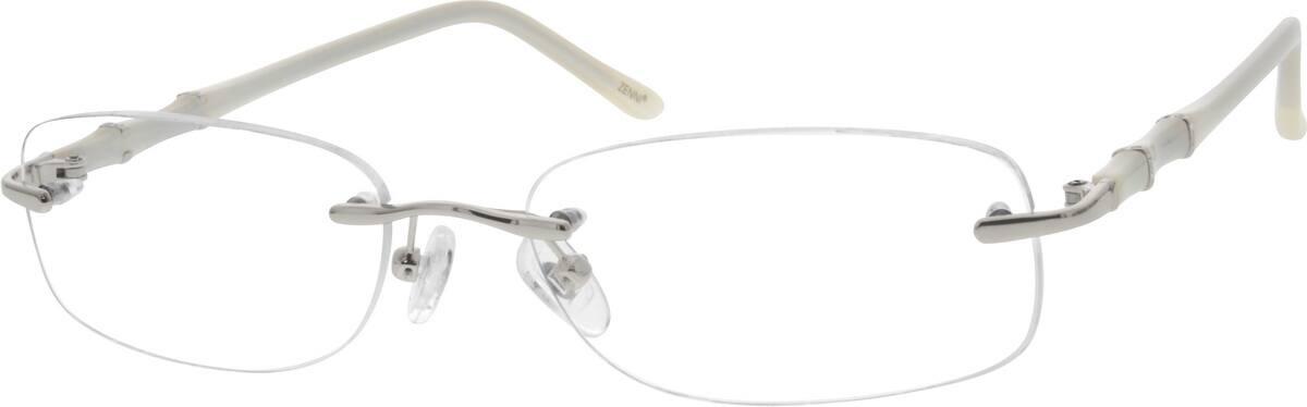 WomenRimlessMixed MaterialsEyeglasses #672111