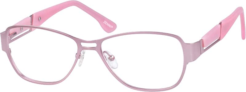 WomenFull RimMixed MaterialsEyeglasses #672418