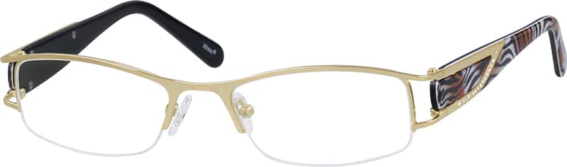 stainless-steel-half-rim-eyeglass-frames-with-acetate-temples-674114