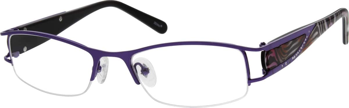 stainless-steel-half-rim-eyeglass-frames-with-acetate-temples-674117