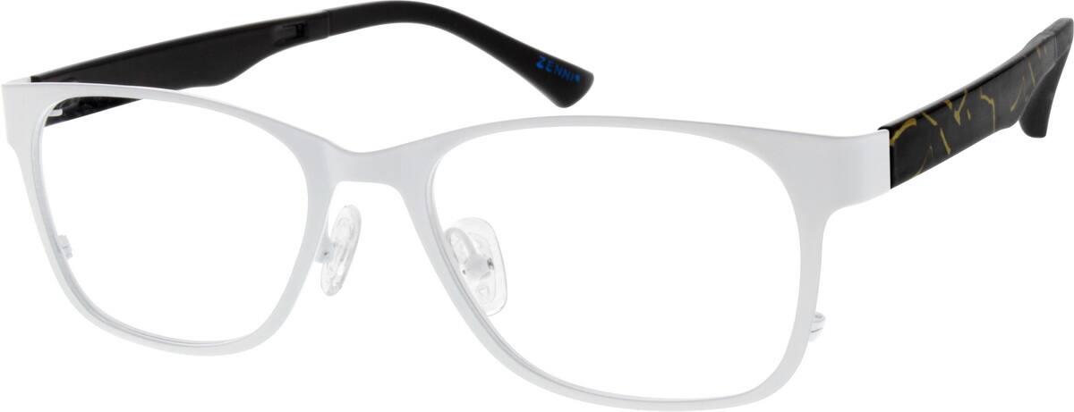 UnisexFull RimMixed MaterialsEyeglasses #675721