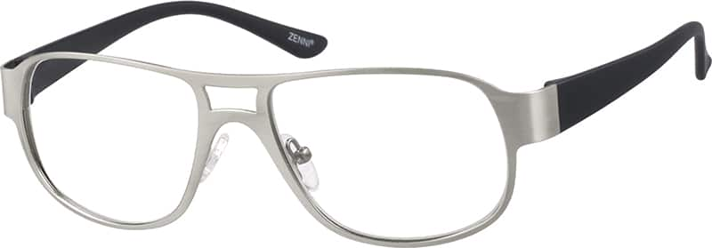 stainless-steel-full-rim-eyeglass-frame-with-plastic-temples-676011