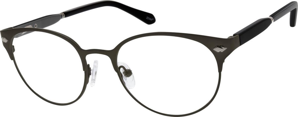 WomenFull RimMixed MaterialsEyeglasses #678112