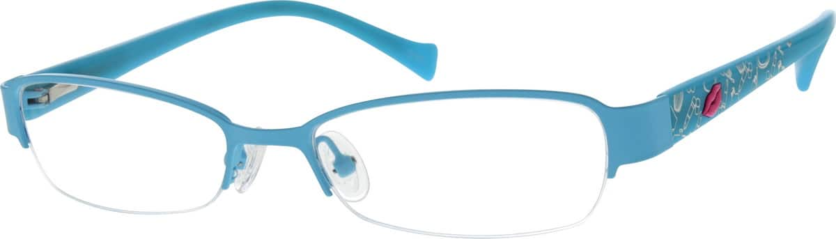 children's-stainless-steel-eyeglass-frame-with-spring-hinges-678416