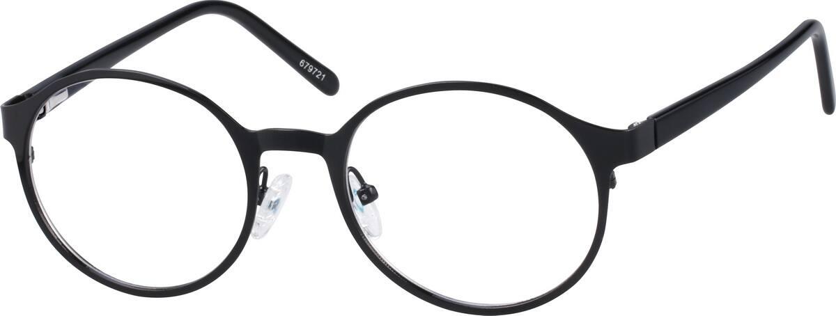 UnisexFull RimMixed MaterialsEyeglasses #679715