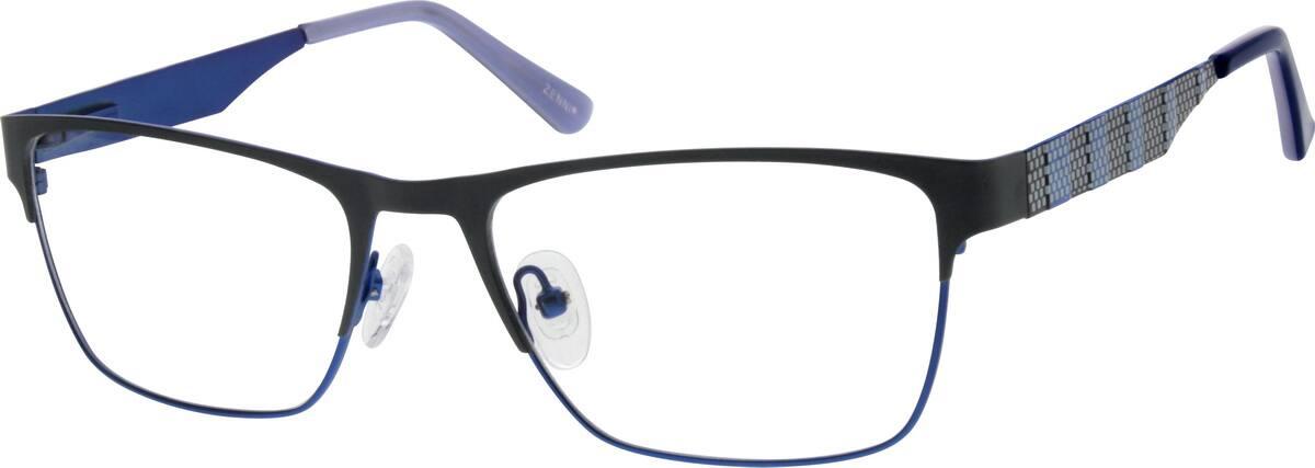 MenFull RimStainless SteelEyeglasses #680915