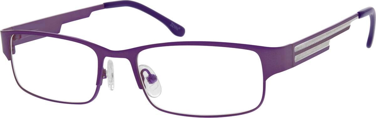 WomenFull RimStainless SteelEyeglasses #681015
