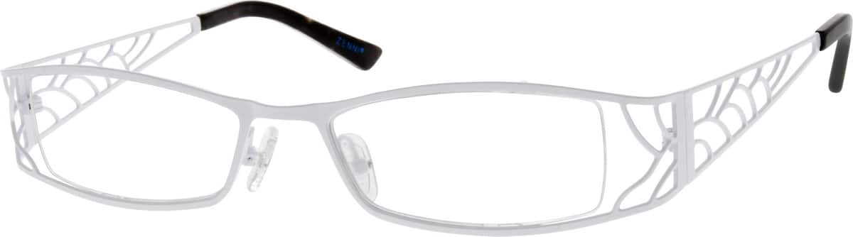 Women Full Rim Stainless Steel Eyeglasses #681921