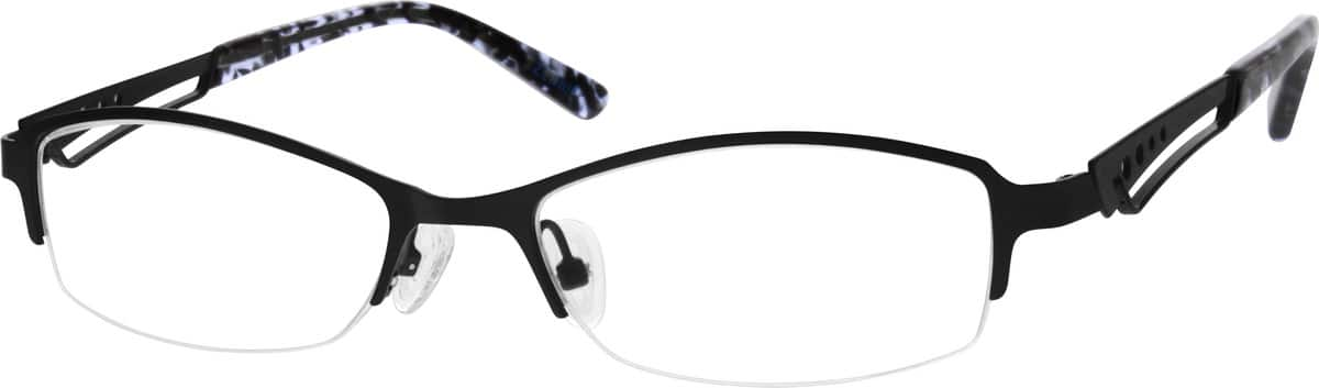 half-rim-stainless-steel-eyeglass-frame-for-women-682621