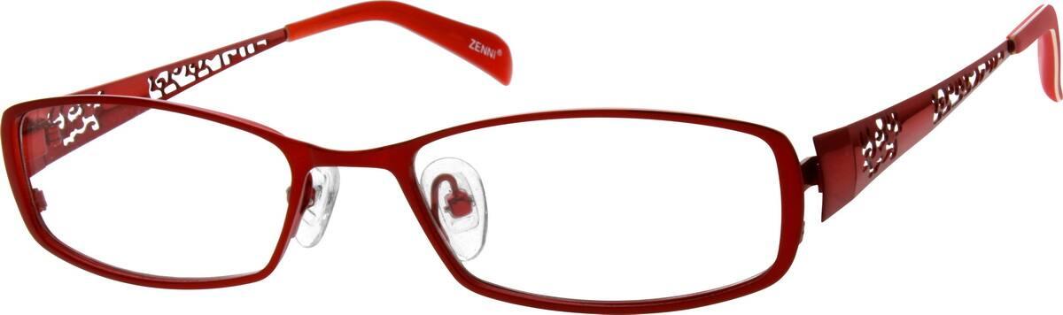 WomenFull RimStainless SteelEyeglasses #683117