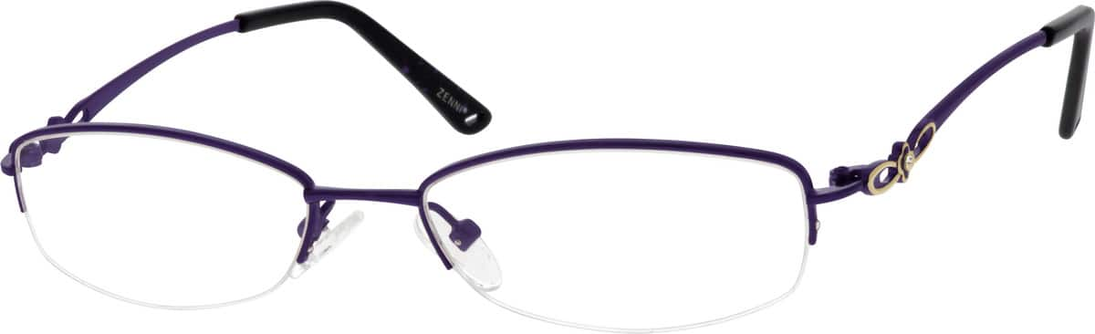 womens-half-rim-eyeglass-frame-with-two-color-pattern-683517