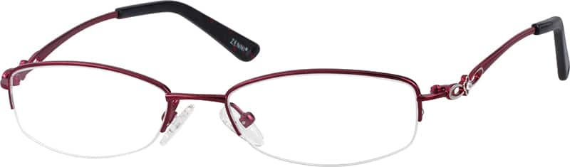 womens-half-rim-eyeglass-frame-with-two-color-pattern-683518