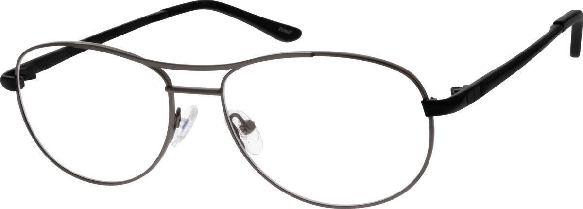 MenFull RimStainless SteelEyeglasses #684012