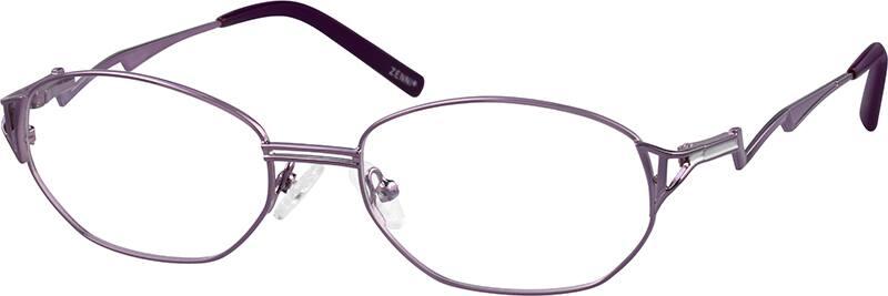 WomenFull RimStainless SteelEyeglasses #684217