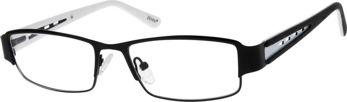 MenFull RimStainless SteelEyeglasses #684715