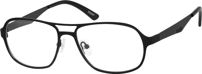 mens-stainless-steel-full-rim-aviator-eyeglass-frame-685521