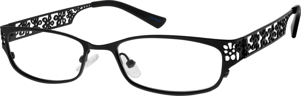 Women Full Rim Stainless Steel Eyeglasses #687522
