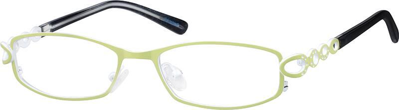 womens-stainless-steel-full-rim-eyeglass-frame-687624