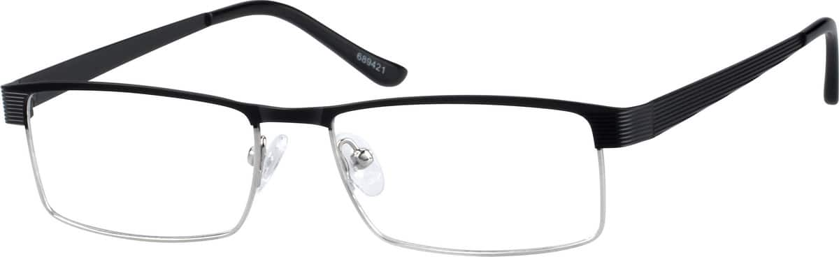 mens-full-rim-stainless-steel-rectangle-eyeglass-frames-689421