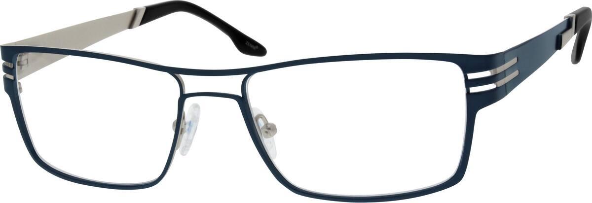 MenFull RimStainless SteelEyeglasses #689812
